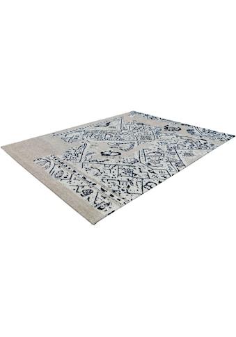 Teppich, »Percy«, andas, rechteckig, Höhe 10 mm, handgewebt kaufen