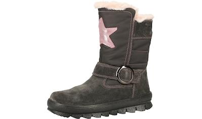 Superfit Stiefel »Velourleder/Textil« kaufen