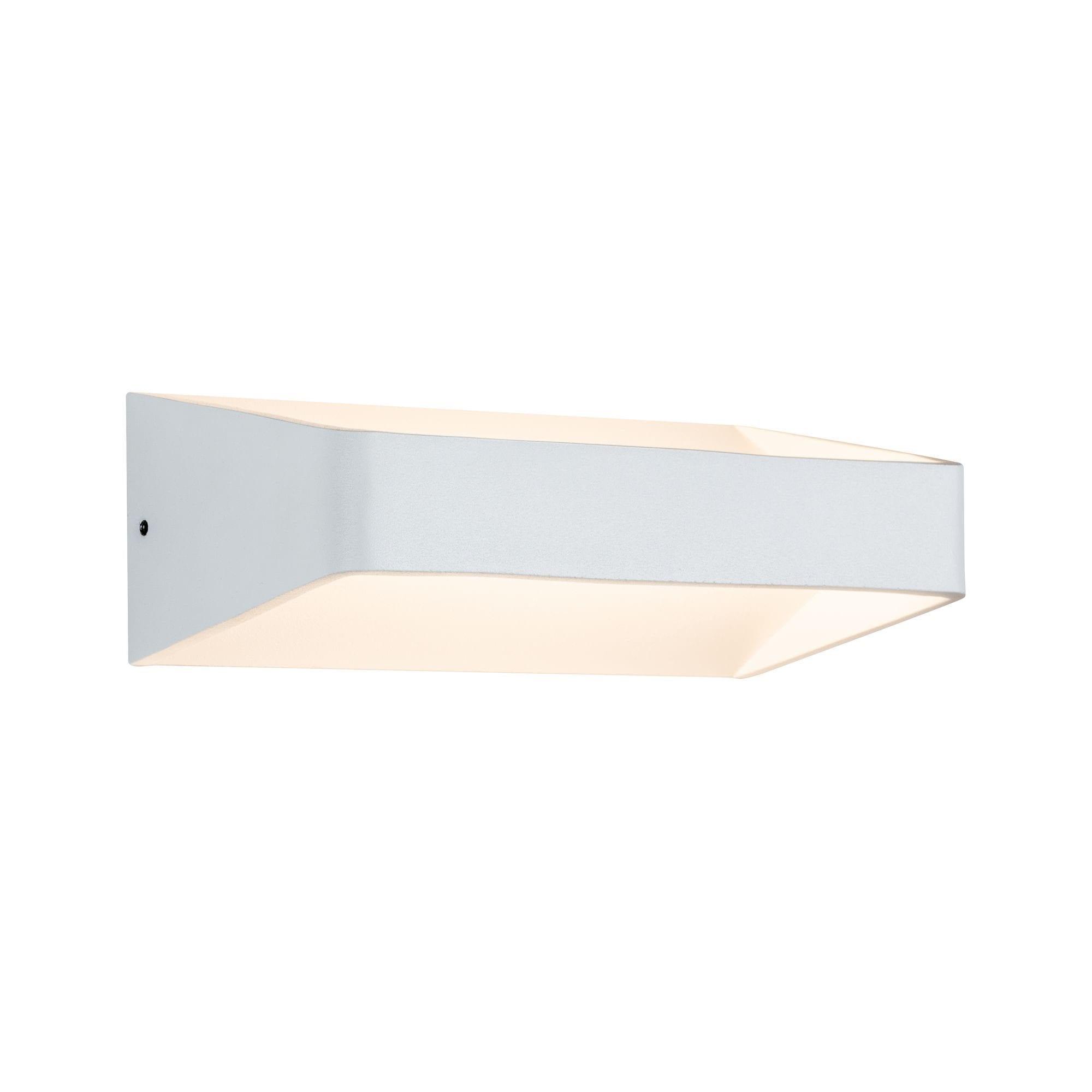 Paulmann LED Wandleuchte Bar 5,5W Weiß, 1 St., Warmweiß