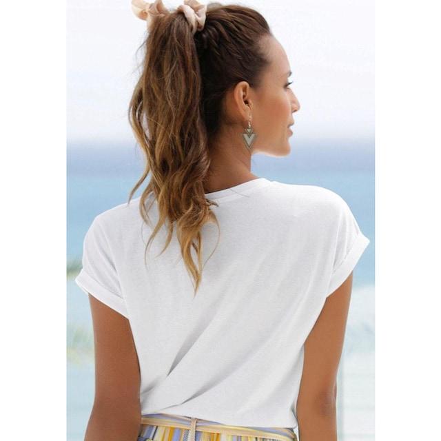 Venice Beach Rundhalsshirt