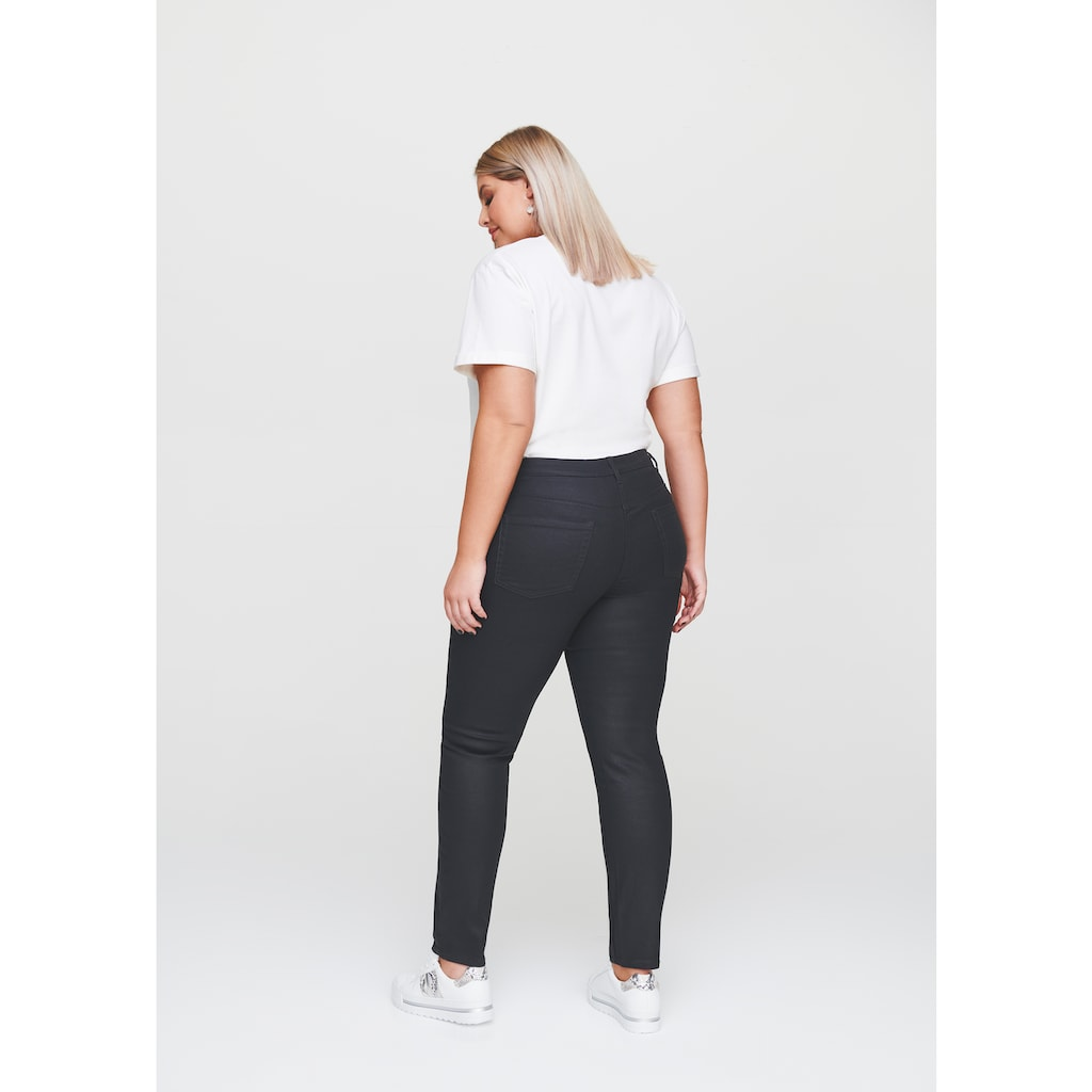 Rock Your Curves by Angelina K. 5-Pocket-Jeans