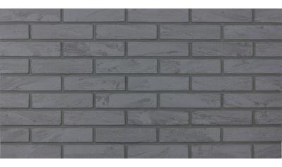 ELASTOLITH Verblender »Nero«, grau, für Innenbereich, 6 m² kaufen