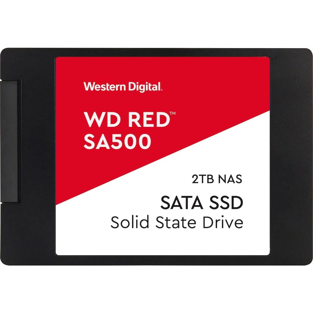 Western Digital SSD »Red SA500«