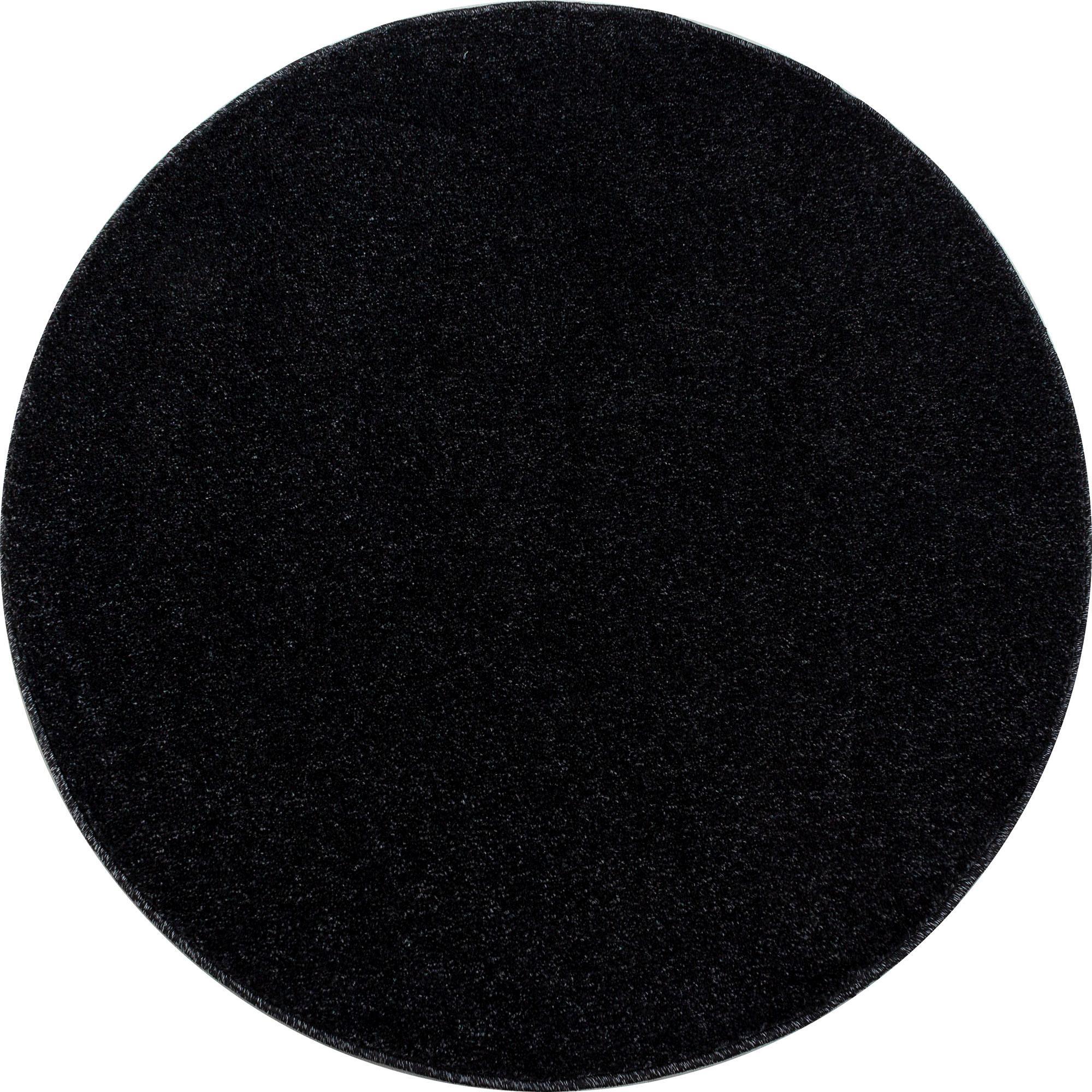 Teppich ATA Ayyildiz rund Höhe 10 mm maschinell gewebt