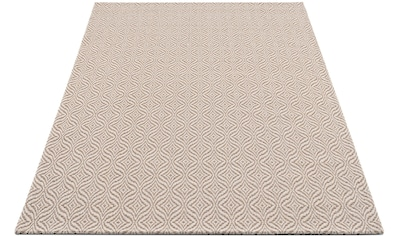 Teppich, »Cotton«, Carpet City, rechteckig, Höhe 5 mm, maschinell gewebt kaufen
