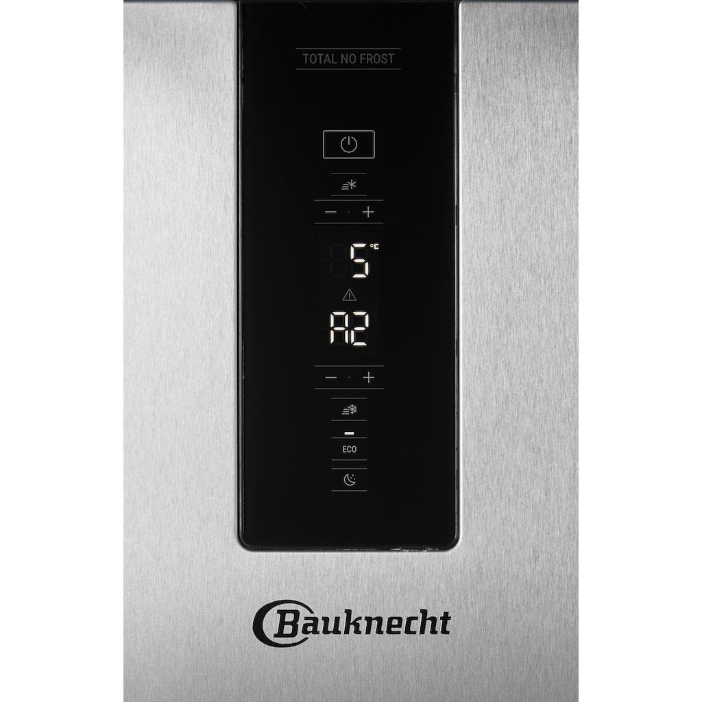 BAUKNECHT Kühl-/Gefrierkombination »KGN ECO 189 A3+«