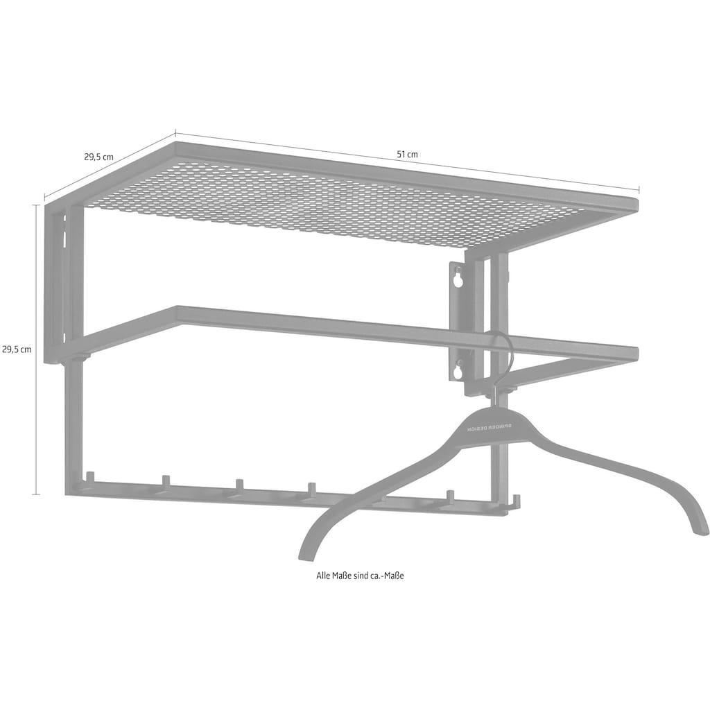Spinder Design Garderobenhalter »Mesh«, Breite 51 cm