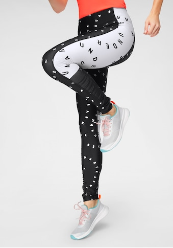 Under Armour® Funktionstights »UA HG ARMOUR CONTRAST WM PRINTED LE« kaufen