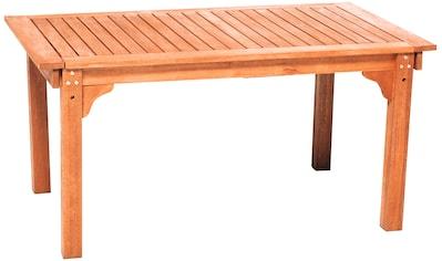 MERXX Gartentisch, 90x220 cm kaufen