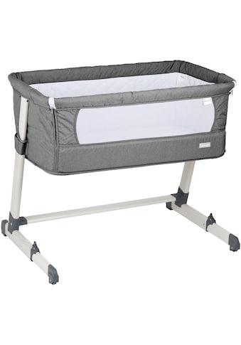 BabyGo Beistellbett »Together, grey«, faltbar kaufen