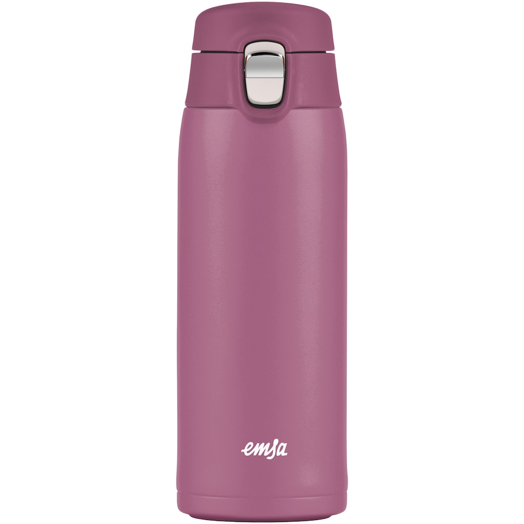 Emsa Thermobecher »Travel Mug Light«, 100% dicht, 8h heiß, 16h kalt, 400 ml