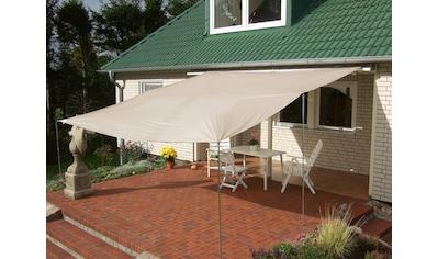 EXPLORER Sonnensegel »Sonnensegel mit UV-Schutz« kaufen
