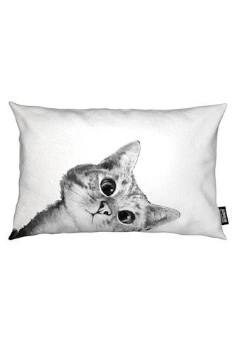 Dekokissen, »Sneaky Cat«, Juniqe kaufen
