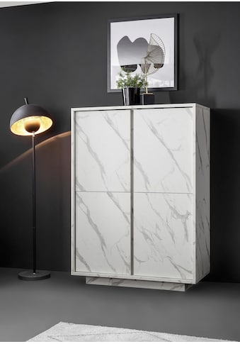 LC Highboard »Carrara«, grifflos kaufen