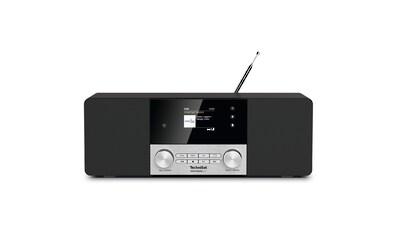 TechniSat Digitalradio (DAB+) »DIGITRADIO 4 C«, (A2DP Bluetooth-Bluetooth-AVRCP Bluetooth Digitalradio (DAB+) 20 W), Bluetooth-Audiostreaming Farbdisplay kaufen