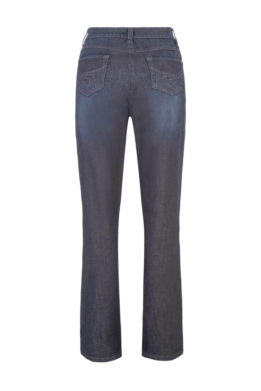 MILLION-X Gerade Jeans Linda superstraight | Bekleidung > Jeans > Gerade Jeans | Million-X