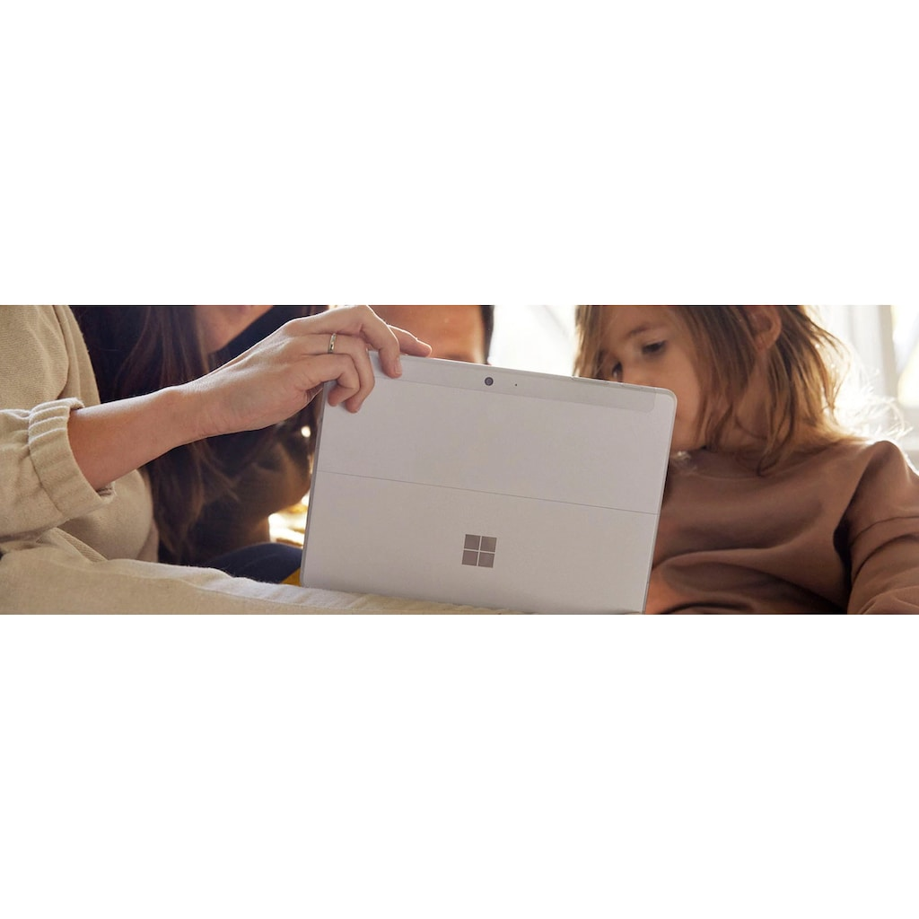 "Microsoft Convertible Notebook »Surface Go 2  128/8GB«, (26,67 cm/10,5 "" Intel Core m3 UHD Graphics 615\r\n 128 GB SSD)"