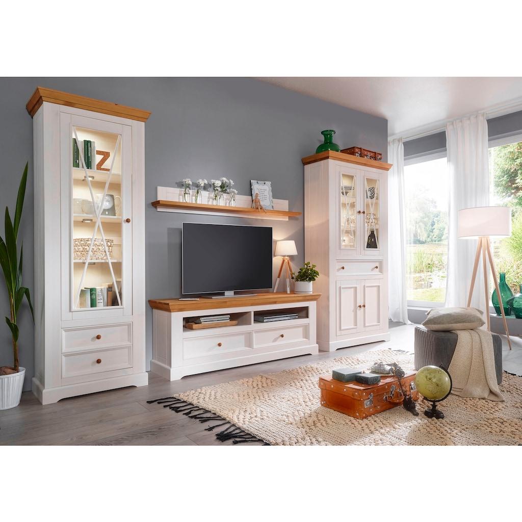 Premium collection by Home affaire Wandregal »Marissa«, Landhaus-Design pur