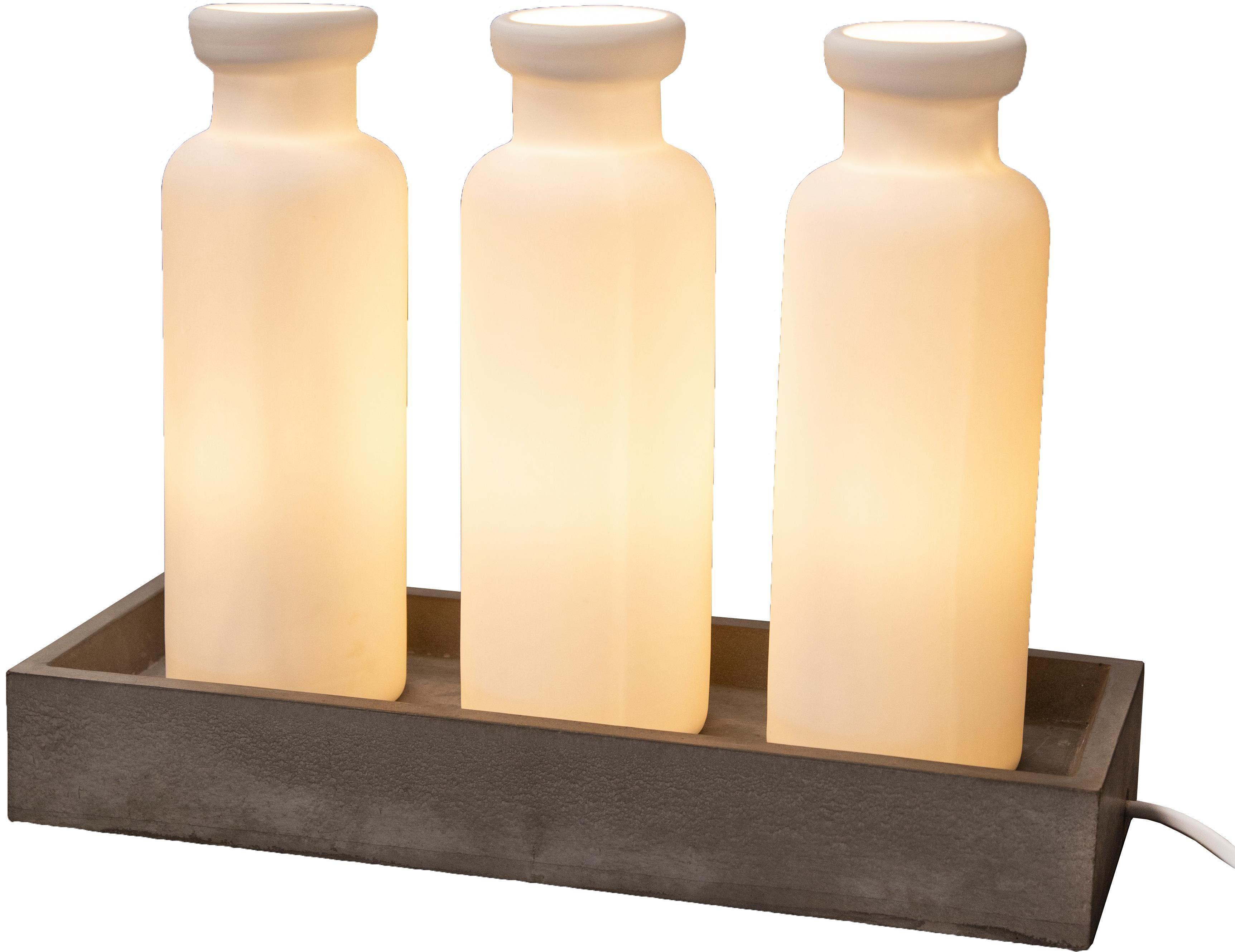 Nino Leuchten,Tischleuchte Botella   Lampen > Tischleuchten > Beistelltischlampen   Nino Leuchten