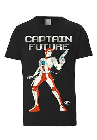 LOGOSHIRT T-Shirt mit coolem Captain Future-Frontprint kaufen