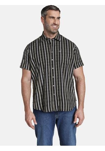 Jan Vanderstorm Streifenhemd »HINNE«, luftiges Freizeithemd kaufen