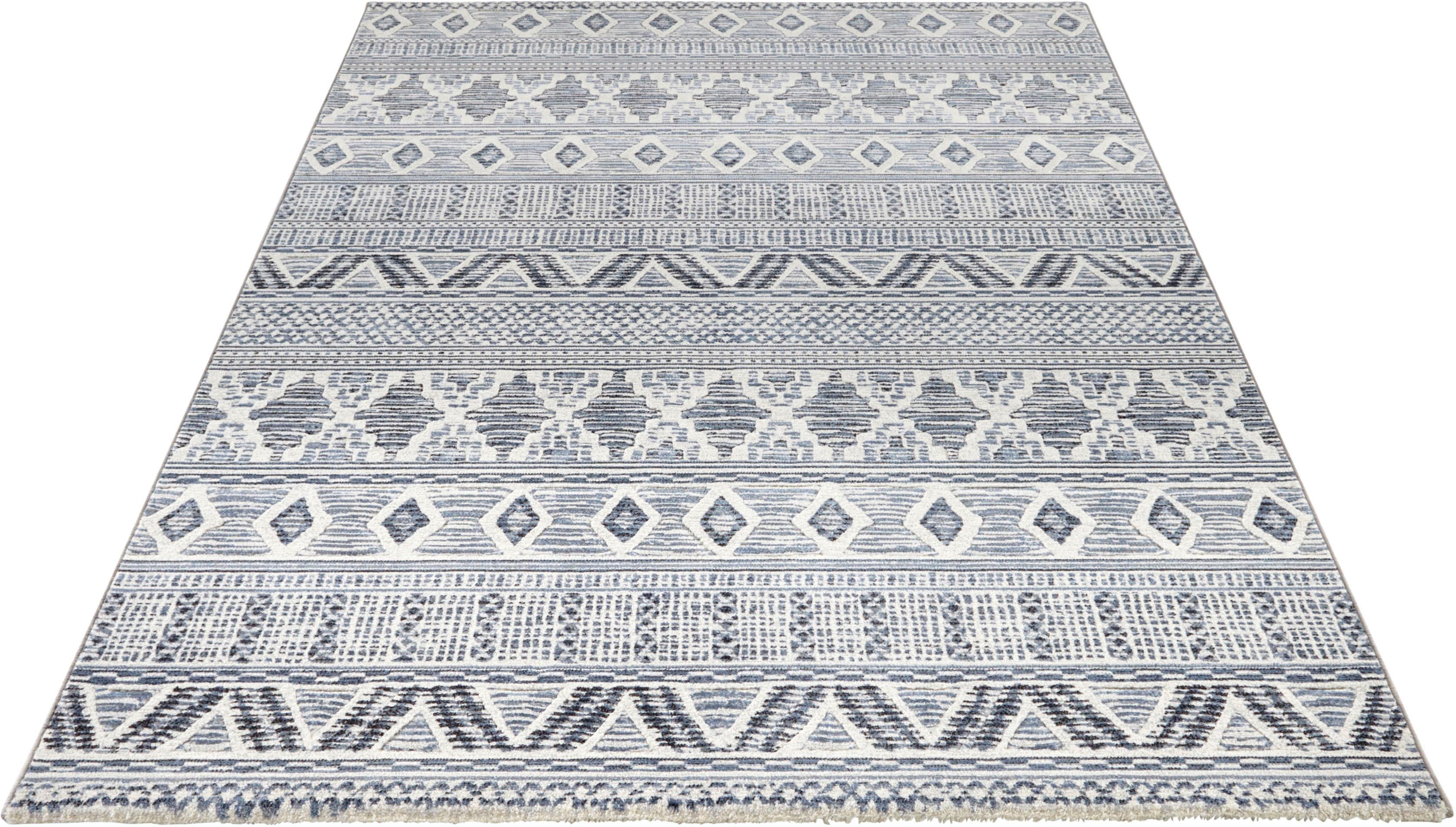 Teppich Roanne ELLE Decor rechteckig Höhe 11 mm maschinell gewebt