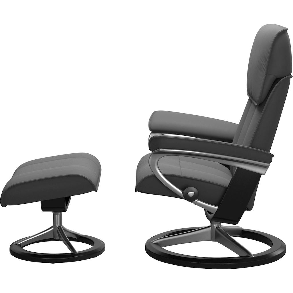 Stressless® Relaxsessel »Admiral«, mit Signature Base, Größe M & L, Gestell Schwarz