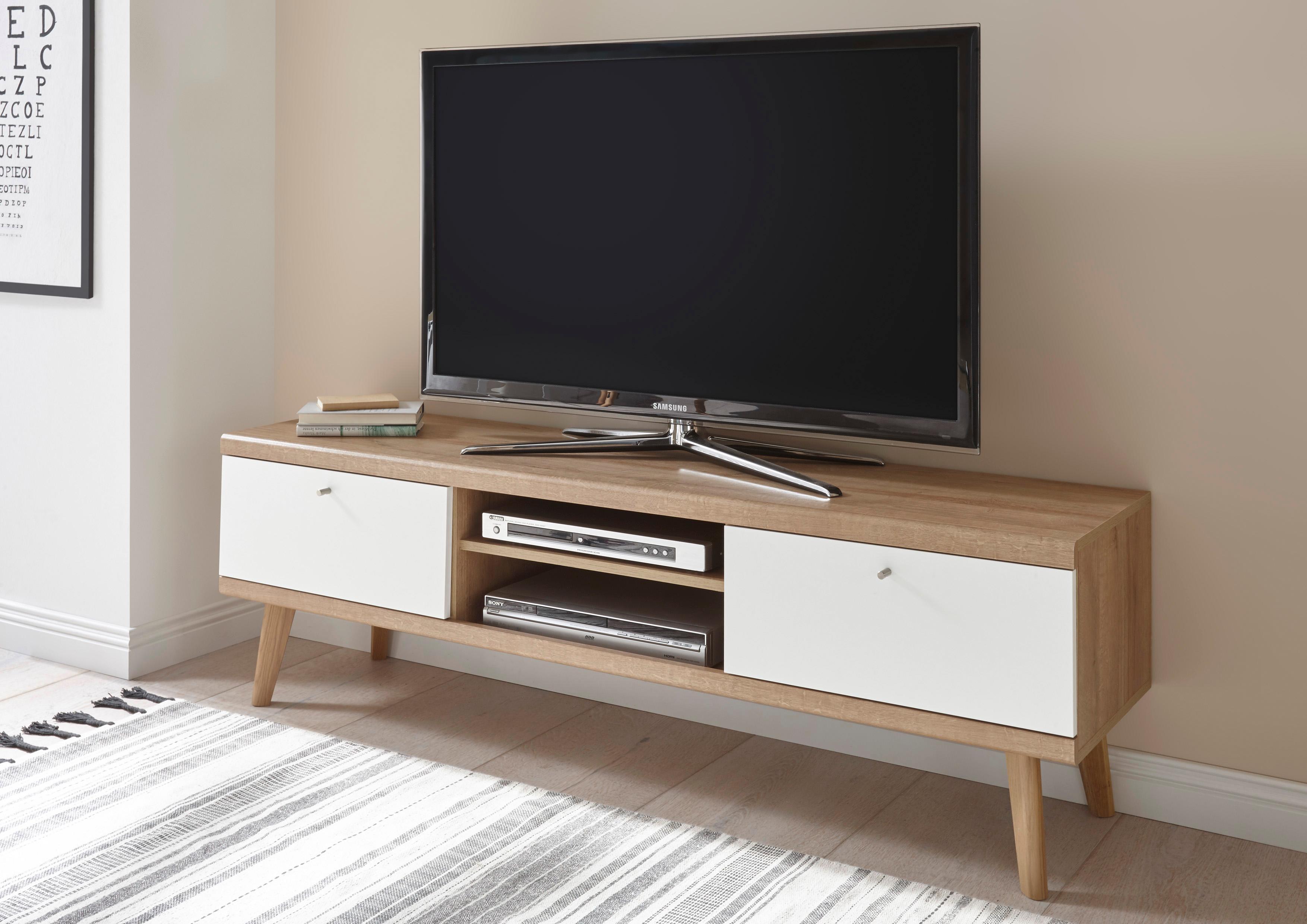 andas TV-Lowboard »Merle« im skandinavischen Design, Breite 160 cm von BAUR