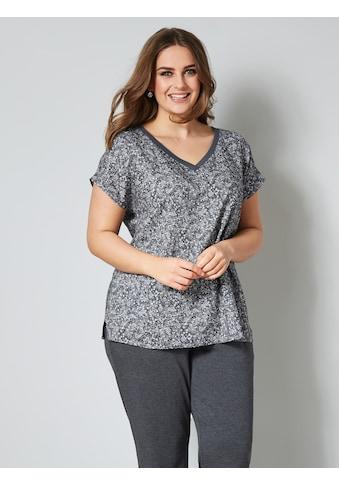 Janet & Joyce by Happy Size Shirtbluse aus reiner Viskose kaufen
