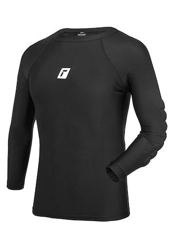 Reusch Funktionsshirt »Compression Shirt Soft Padded«, mit integriertem Ellbogenschutz kaufen