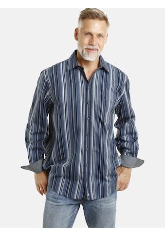 Jan Vanderstorm Streifenhemd »KELBY« kaufen
