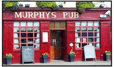 Papermoon Infrarotheizung »Murphys Pub Dingle Bay«, sehr angenehme Strahlungswärme kaufen