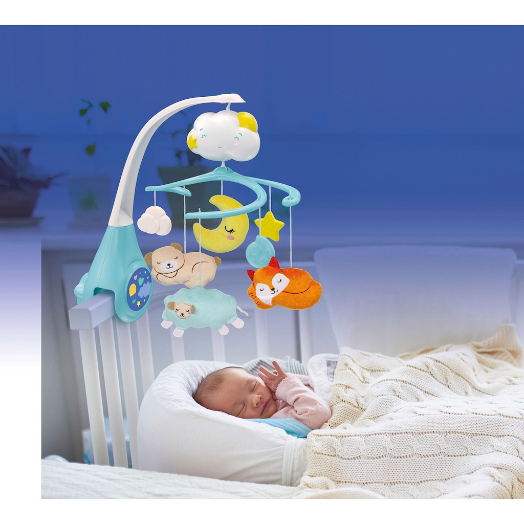 Clementoni® Mobile »Clementoni Baby - First Months - Weiches Tiermobile«