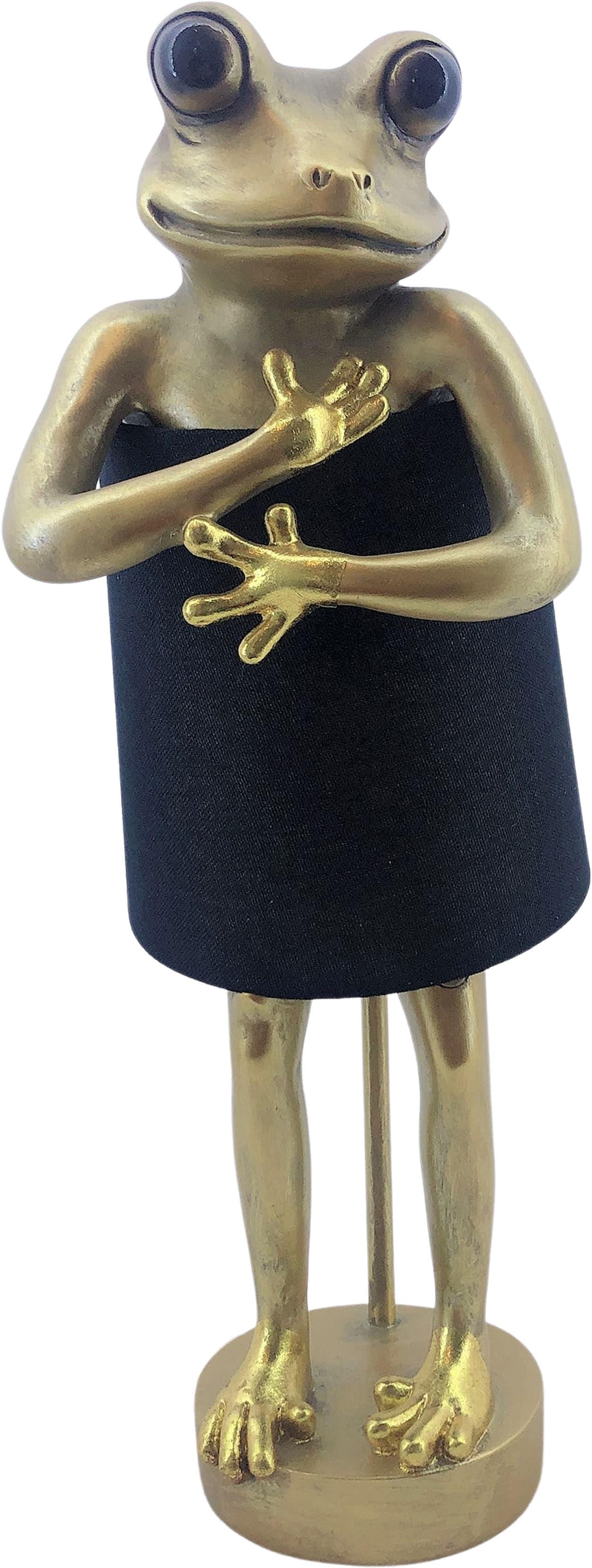 AM Design Tischleuchte Frosch, E14, 1 St., Warmweiß, Dekolicht