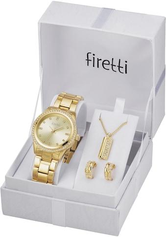 Firetti Quarzuhr (Set, 4 tlg.) kaufen