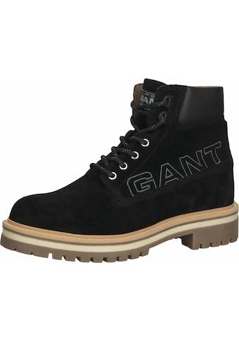Gant Stiefelette »Veloursleder« kaufen