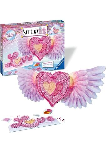 Ravensburger Kreativset »String it Maxi 3D-Heart«, Made in Europe kaufen