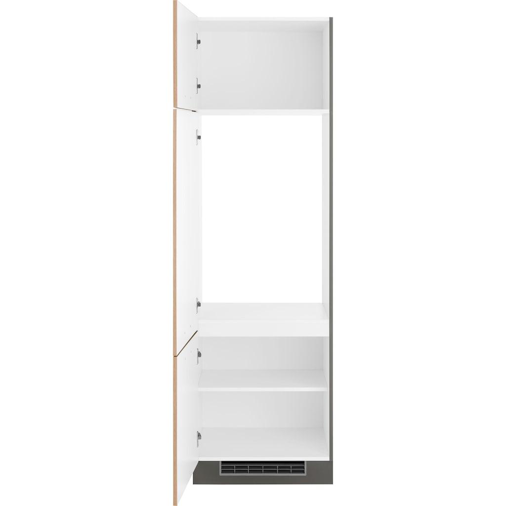 wiho Küchen Kühlumbauschrank »Esbo«, 60 cm breit