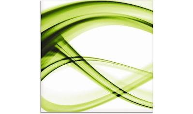 Artland Glasbild »Abstrakte Komposition«, Gegenstandslos, (1 St.) kaufen