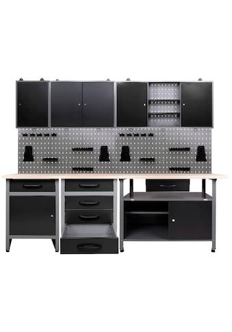 ONDIS24 Werkstatt-Set, 243 cm kaufen