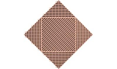 florco® Terrassenplatten »classic«, Klickfliesen kaufen