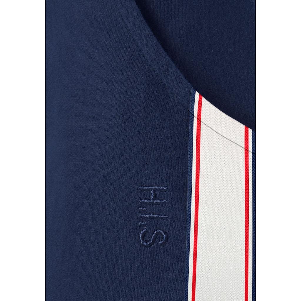 H.I.S Shorts, mit seitlichen Tapestreifen