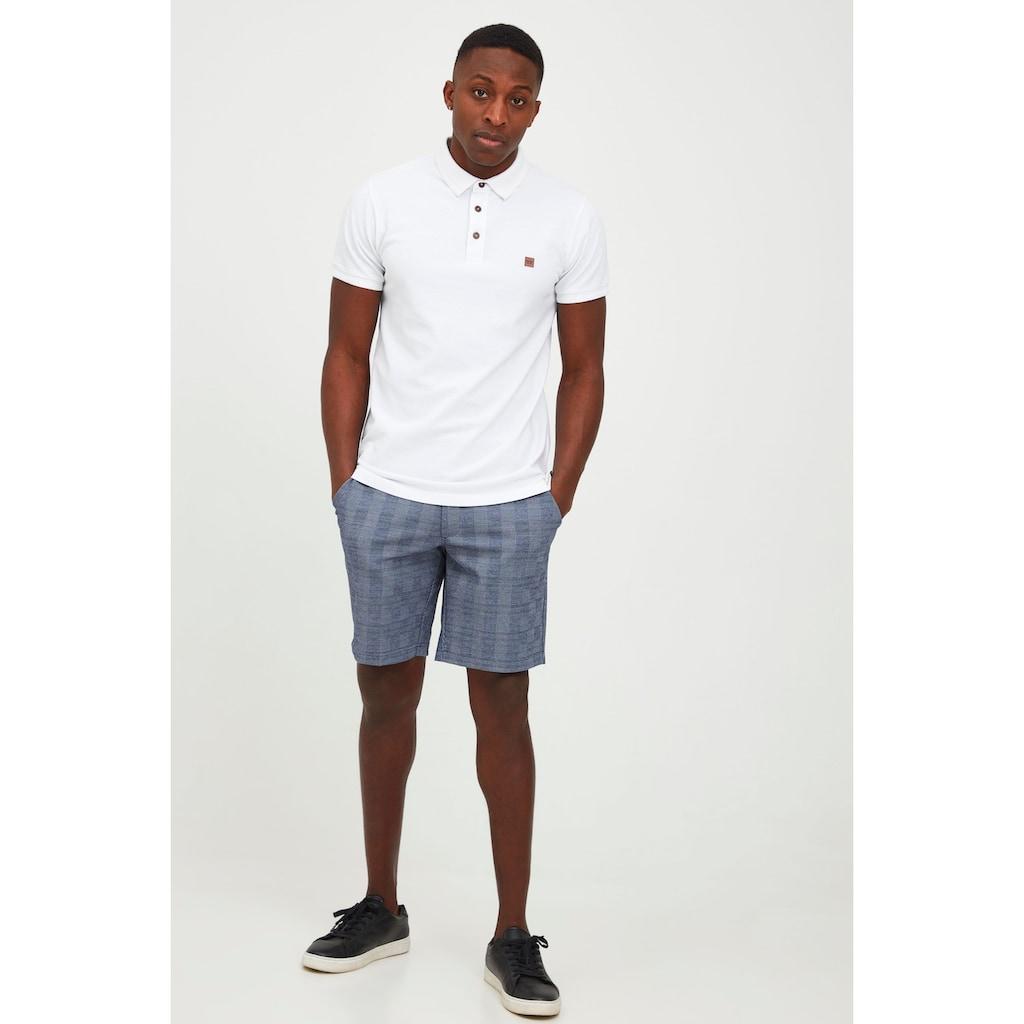 Blend Chinoshorts »Almo«, Karierte Chino Shorts mit Stretch-Anteil