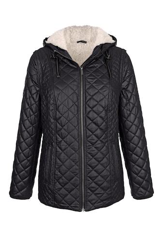 Dress In Jacke mit warmen Teddyfell innen kaufen