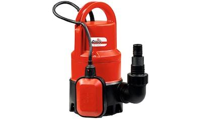 Grizzly Tools Schmutzwasser-Tauchpumpe »TSP 7525 K« kaufen