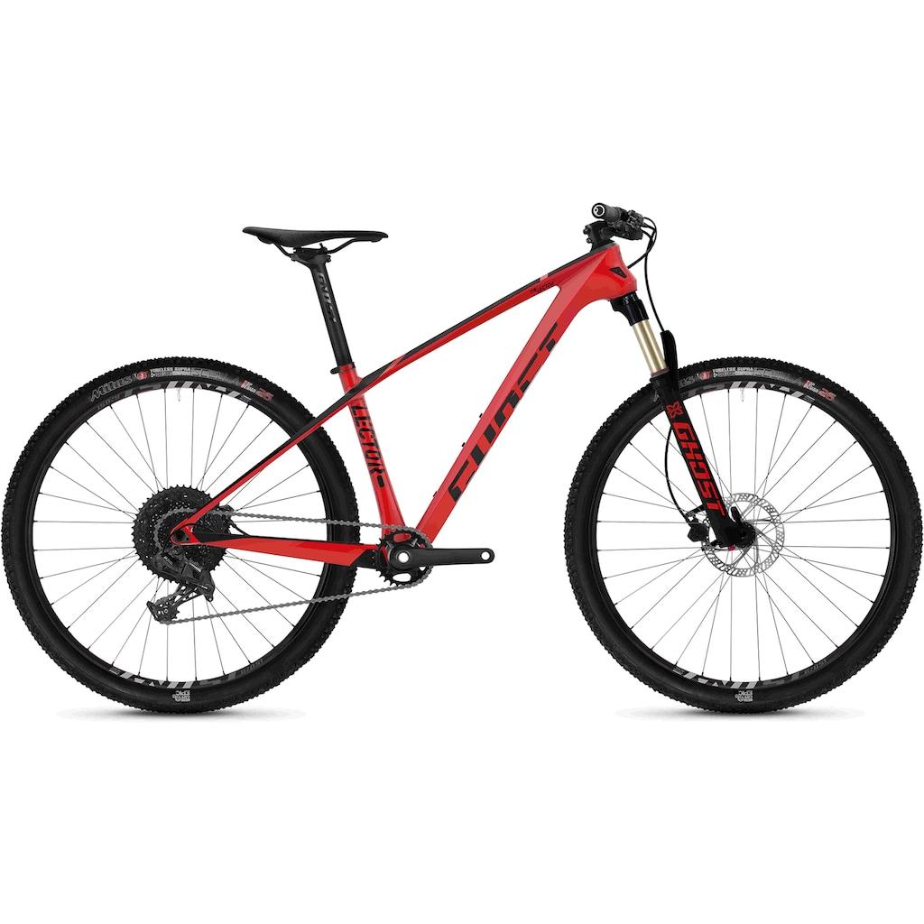 Ghost Mountainbike »Lector 1.6 LC U«, 11 Gang, SRAM, NX 11-S Schaltwerk, Kettenschaltung