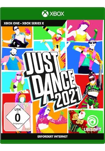UBISOFT Spiel »Just Dance 2021«, Xbox One kaufen