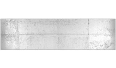 Küchenrückwand  -  Spritzschutz »profix«, Betonwand, 220x60 cm kaufen
