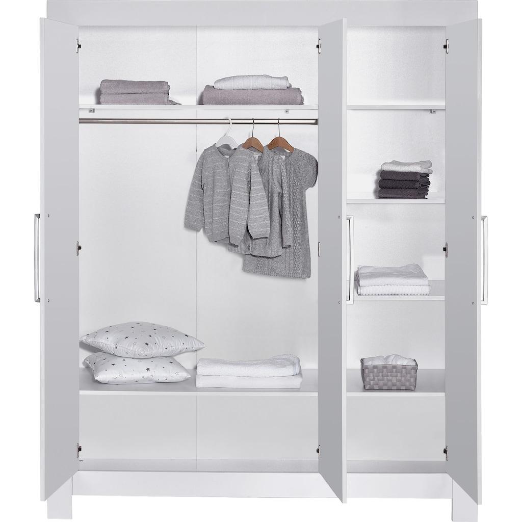 Schardt Kleiderschrank »Nordic White«, Made in Germ