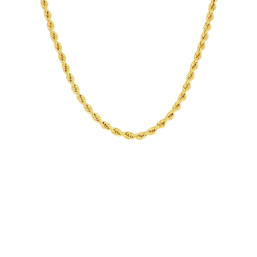 Firetti Goldkette »Kordelkettengliederung«